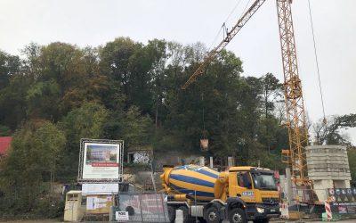 Neubau Ärztehaus in Remseck