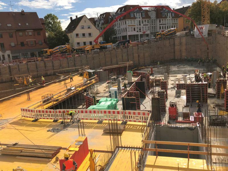 Neubauprojekt Kallenberg'sches Gelände in Ludwigsburg