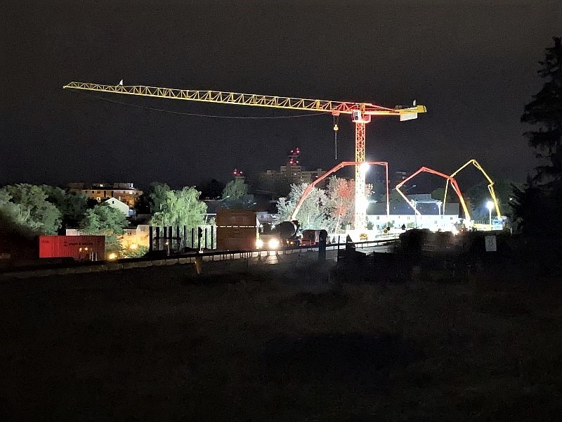 Ersatzneubau der Gumpenbachbrücke B27 in Kornwestheim